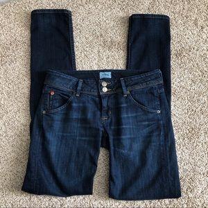 Hudson Colin Flap Skinny Jeans Size 26
